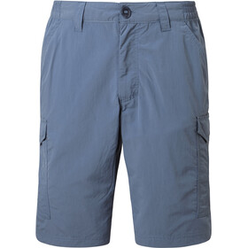 Craghoppers NosiLife Cargo II Shorts Men Ocean Blue
